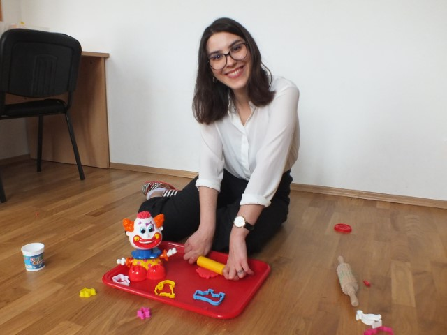 stručnjakinja za ranu intervenciju u djetinjstvu